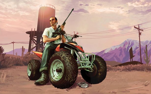 Grand Theft Auto V is officially the most successful media title in history