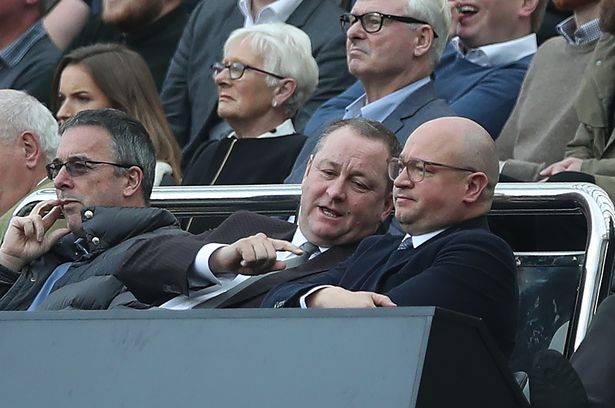 Sports Direct kingpin Ashley bought Newcastle in 2007