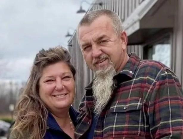 Woodrow Slayton and wife