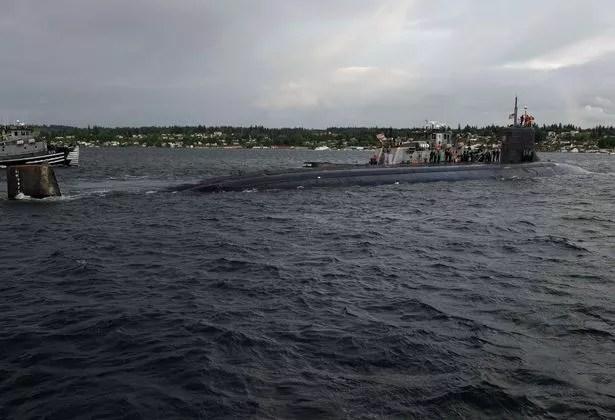 USS Conneticut