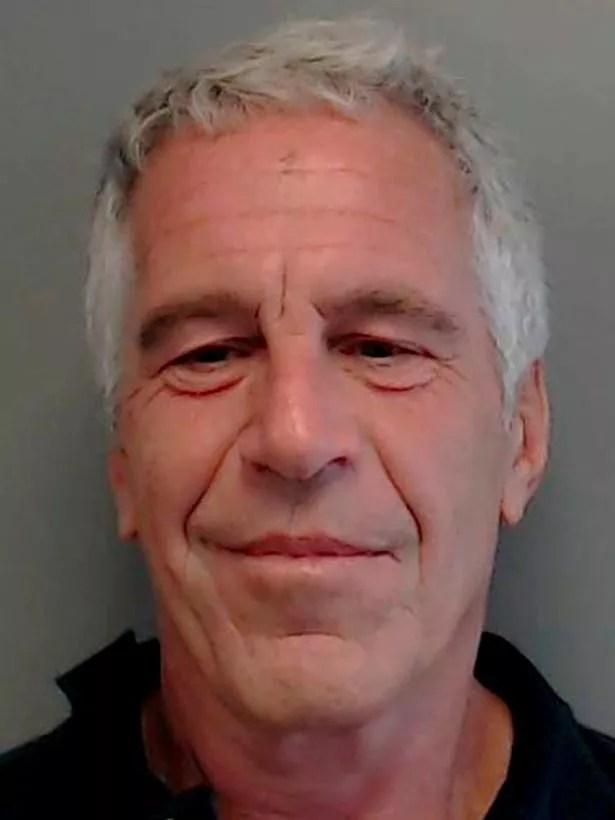 billionaire paedophile Jeffrey Epstein
