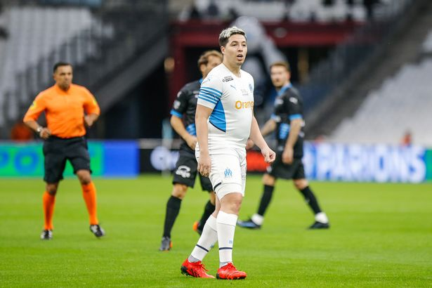 Samir NASRI of Marseille Legends during the Match of Heroes between Team of Marseille and Team of UNICEF at Orange Velodrome on October 13, 2021 in Marseille, France.