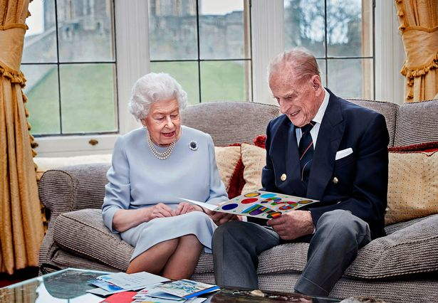 Her Majesty's interactions with other members of the family means no two engagements are the same, he says