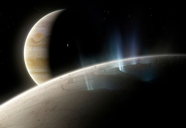 Europa, one of Jupiter's moons, could be visited by humans before the end of this century