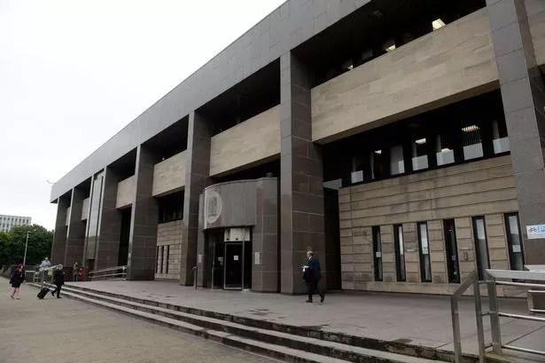 At Glasgow Sheriff Court, Johanna Johnston QC jailed Hartey for 15 months