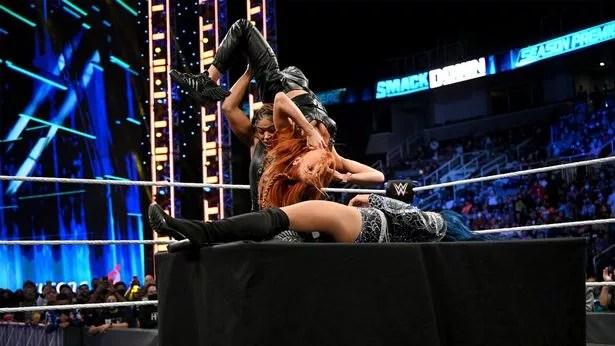 Bianca Belair, Lynch and Sasha Banks will collide at WWE Crown Jewel