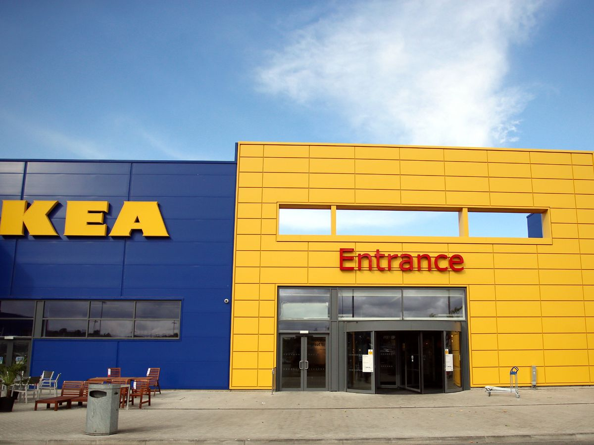 Ikea Opens New Million Pound Staff Room That Will Make You