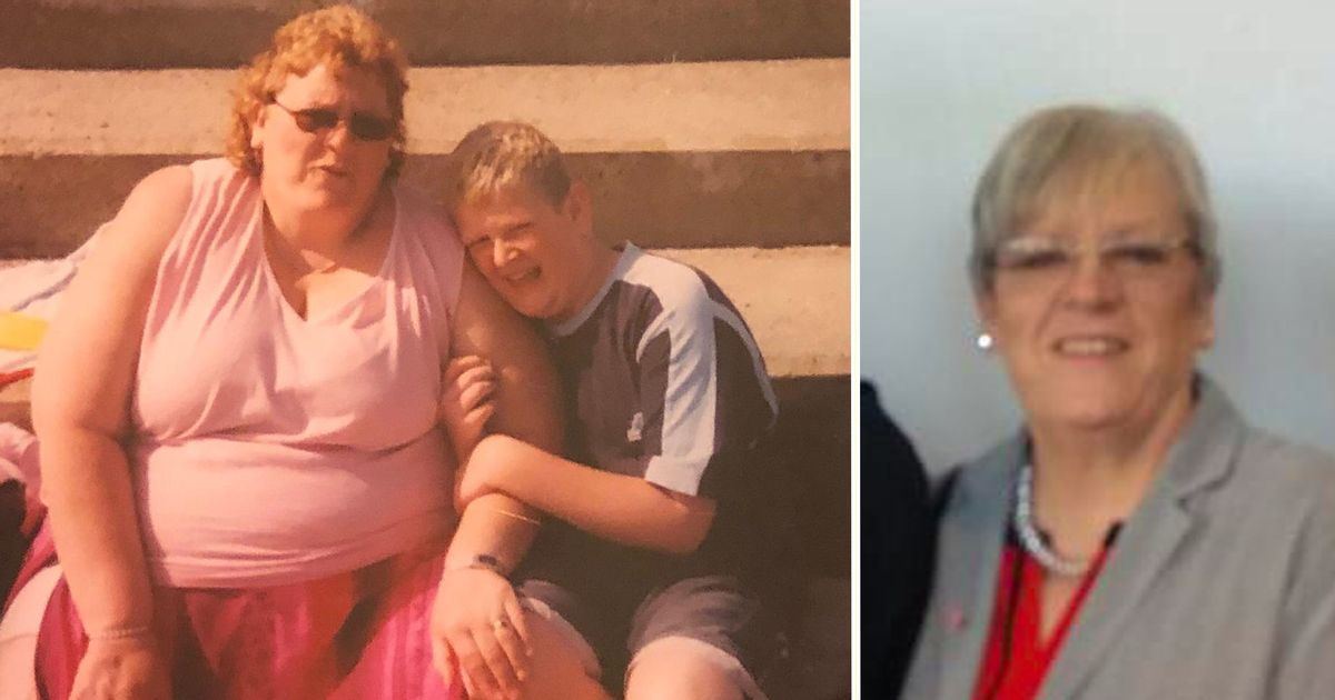 Diabetic mom transforms her health after weight problems throughout her life