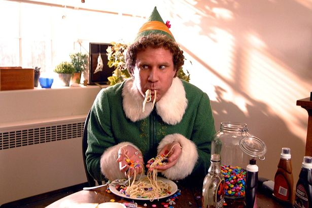 Elf with Will Ferrell
