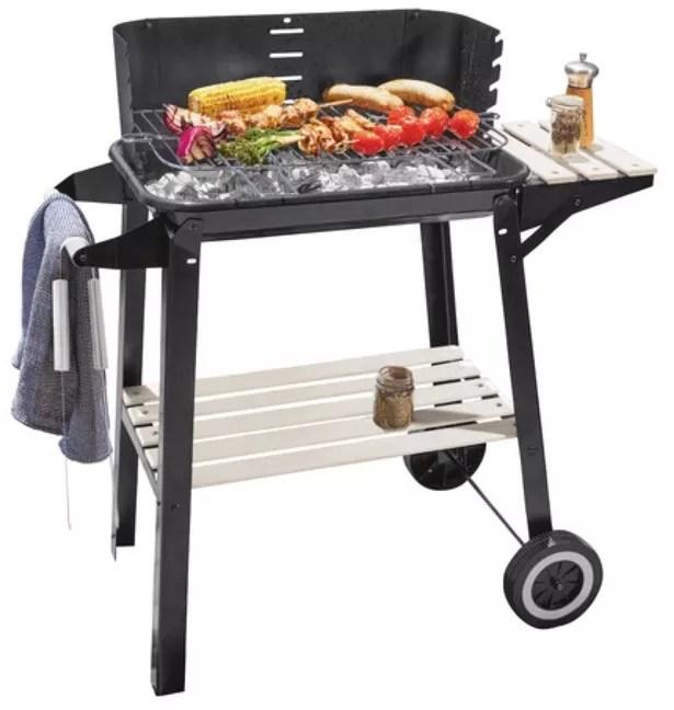 grillmeister trolley bbq