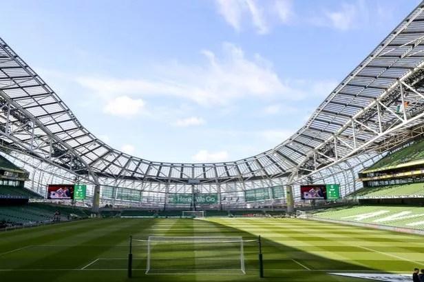 IRFU have no intention of buying FAI's Aviva Stadium stake ...