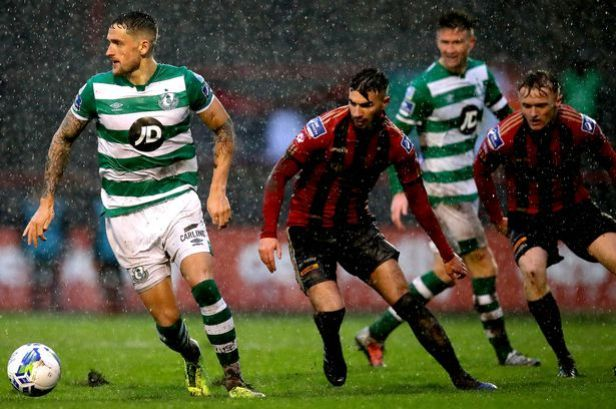 Shamrock Rovers' Lee Grace opens up on winter trial with Championship club  Hull City - Dublin Live