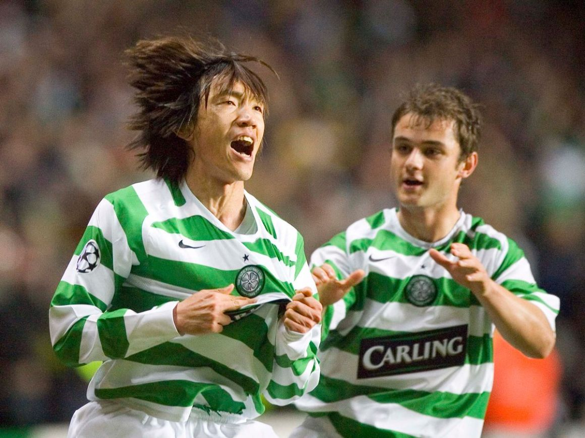 Shunsuke Nakamura's hilarious Celtic shooting practice story recalled by former Hoops teammate - Glasgow Live