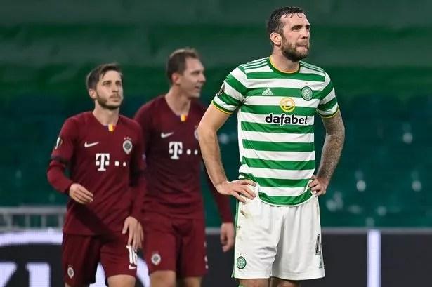 Celtic player ratings v Sparta Prague as host of Hoops stars suffer Europa  League horror show - Glasgow Live