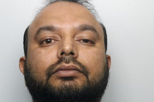 Rashid Iqbal, 46, has been sentenced to 12 years in prison