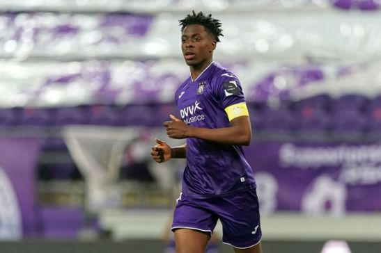 Who is Albert Sambi-Lokonga? The Anderlecht youngster who could seal  Arsenal summer transfer - football.london