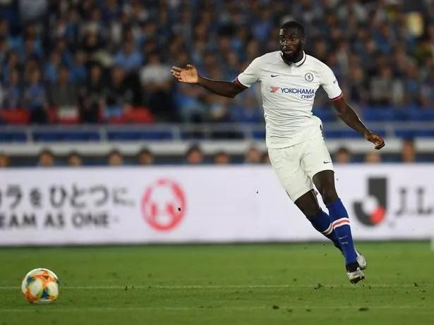 Tiemoue Bakayoko's career has stalled since joining Chelsea