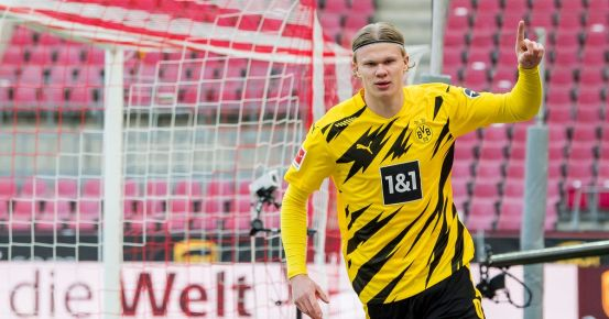 The search for Erling Haland from Chelsea and the transfer depends on one key decision of Roman Abramovich