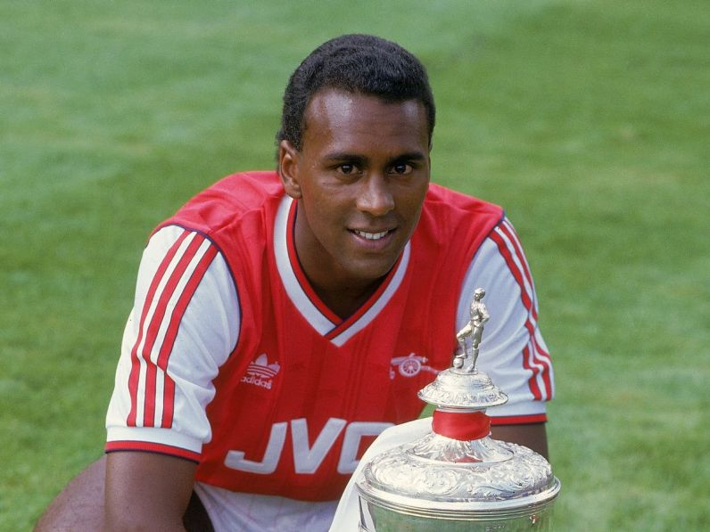He was the dad of the family to us' - David Rocastle sister's ...