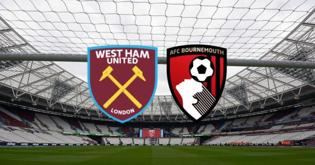Image result for west ham united vs bournemouth
