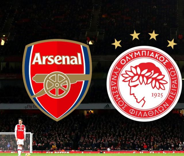 Arsenal Vs Olympiacos Highlights Gunners Out As Pierre Emerick