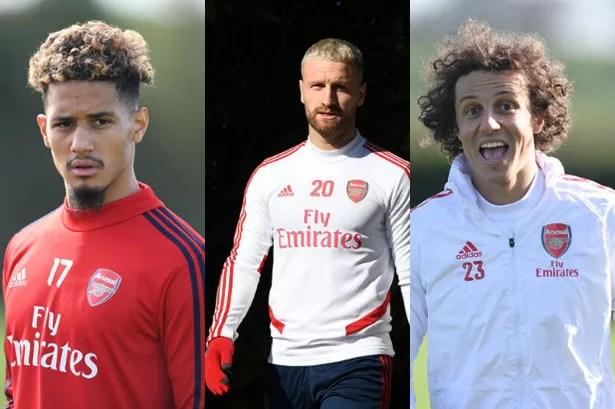 William Saliba, Shkodran Mustafi, David Luiz - Arsenal centre-backs ranked  worst to best - football.london
