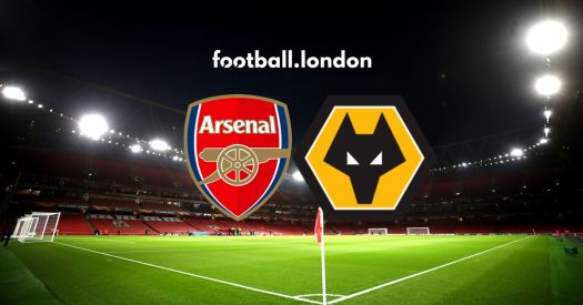 Wolves Vs Arsenal / Wolves vs Arsenal LIVE SCORE: Stream ...