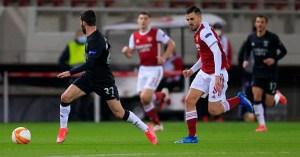 """Mikel Arteta explains Dani Ceballos' """"mentally serious"""" mistake while Arsenal midfielder responds"""