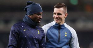 Jose Mourinho provides Serge Aurier and Giovani Lo Celso with a fitness update ahead of the clash with Burnley