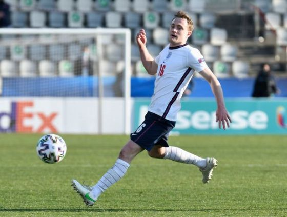 Oliver Skipp took the match to Switzerland when he was on the ball for U21
