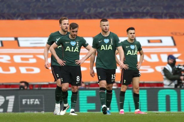How Eric Dier showed he cared moments after Tottenham's Carabao Cup final  defeat vs Man City - football.london