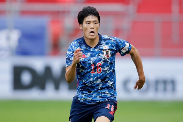 Takehiro Tomiyasu could be a Tottenham player come the start of the 2021/22 season