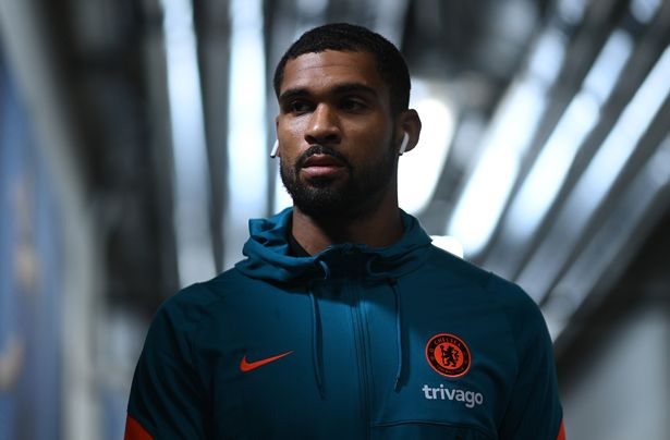 A close up shot of Ruben Loftus-Cheek as he arrives at the stadium prior to the UEFA Super Cup 2021 match between Chelsea FC and Villarreal CF