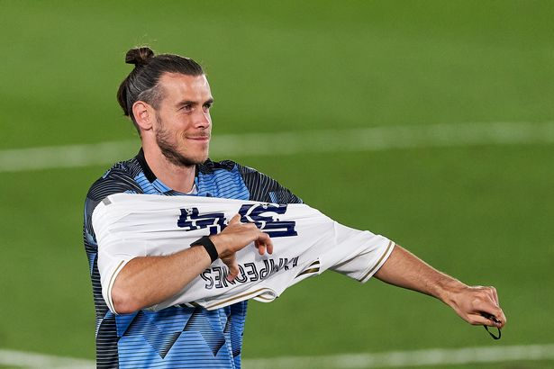 Gareth Bale is out of favour at Real Madrid