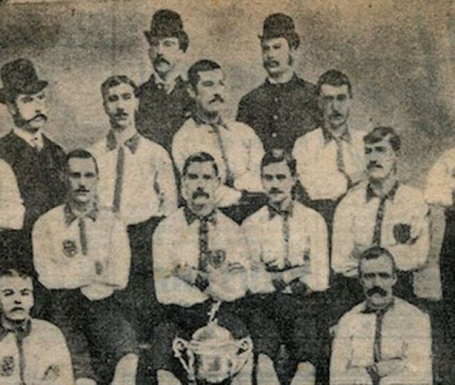 Middlesbrough Fc 1889 90