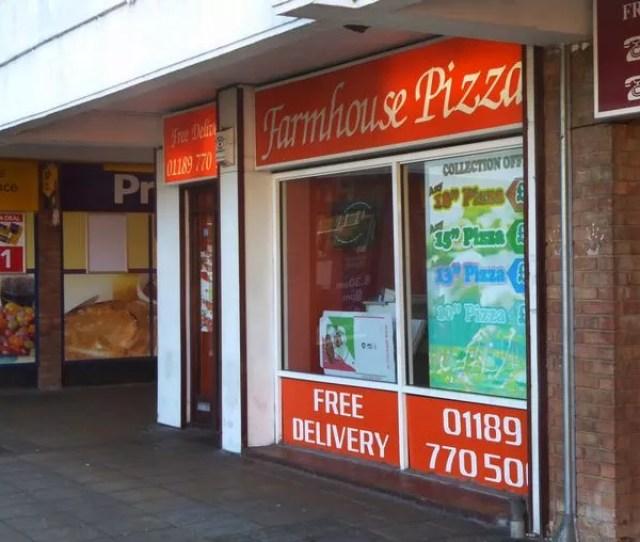 Wokingham Farmhouse Pizza