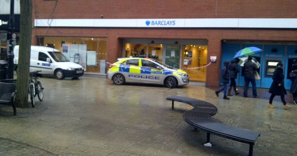 Man charged over armed robbery - Get West London