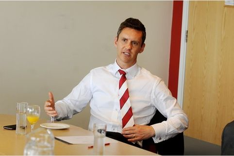 Gloucester Rugby owner Martin St Quinton 'won't go around ...