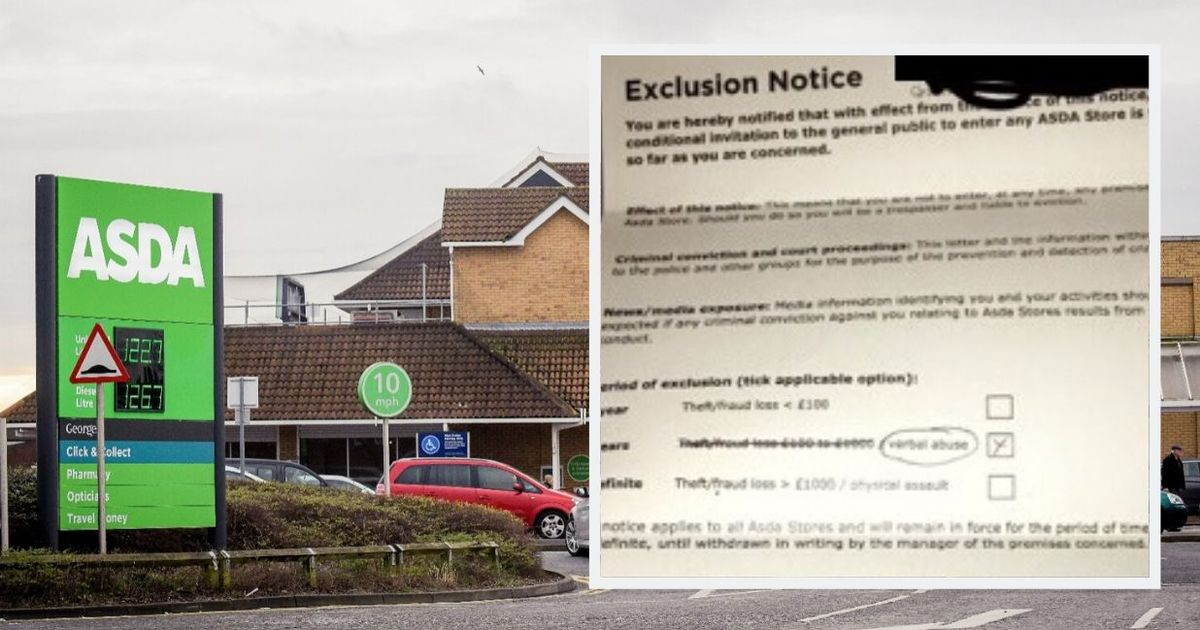 Mum Grimsby was banned from EVERY Asda store in the country after using self-checkout