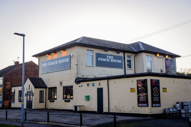 The Coach House, Fieldhouse Road, Humberston