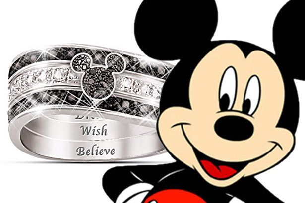 Disney Engagement Rings Let You Propose With A Princess