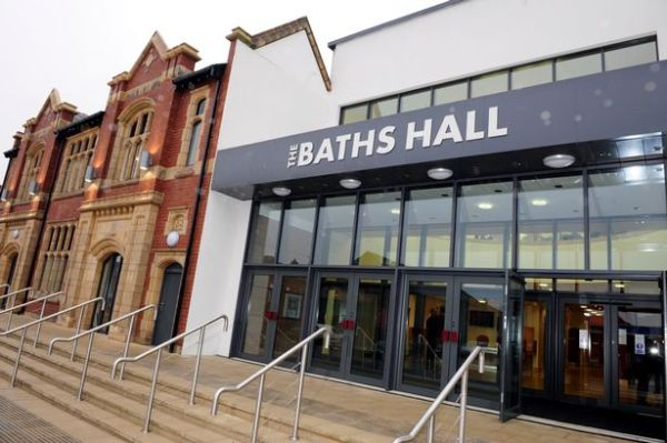Comedian Russell Kane set to perform at Scunthorpe Baths ...