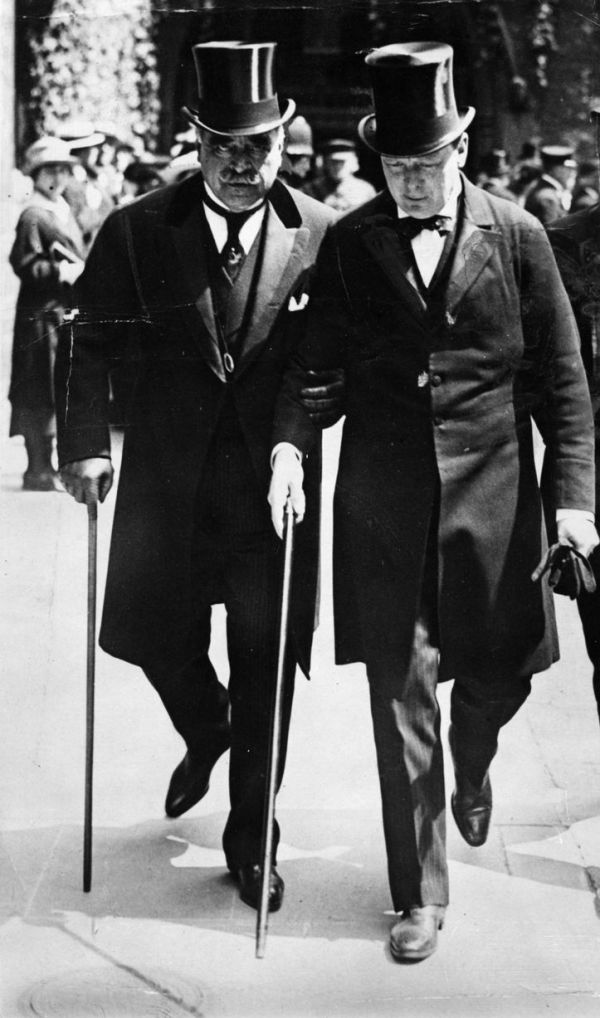 Winston Churchill in pictures - Hinckley Times