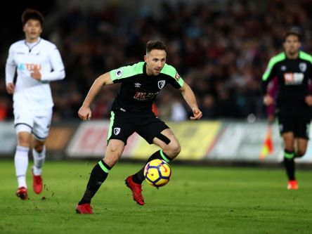 Bildergebnis für Marc Pugh 'humbled' by support after leaving Bournemouth for Hull on loan deal