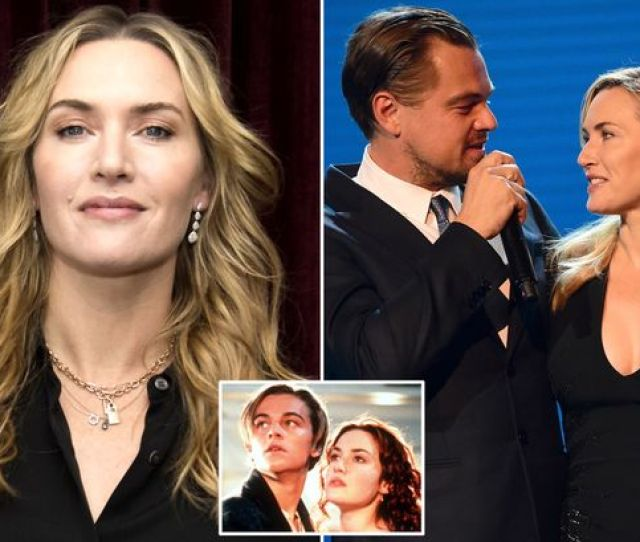 Kate Winsletkate Winslet Reveals Annoying Truth Behind Sizzling Chemistry With Leonardo Dicaprio On Titanic