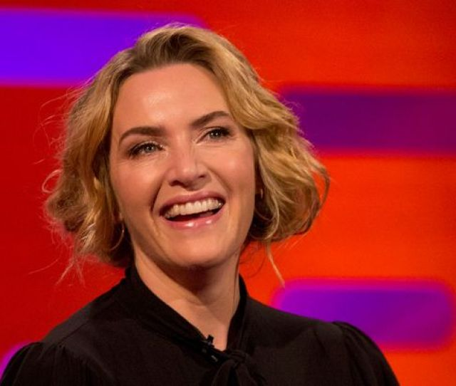 Kate Winsletcreepy Reason Why Kate Winslet Had To Keep Socks On When Filming A Recent Sex Scene