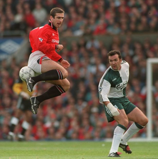 You might want to put away your pension plan. Old Trafford Legend Eric Cantona Is Coming Back To Play His First Game Since Retirement Two Decades Ago Irish Mirror Online