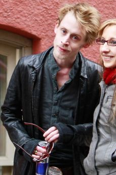 Macaulay Culkin looks much healthier after drug fears last year - Irish  Mirror Online