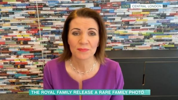 Julia Hartley-Brewer made a controversial comment about Meghan