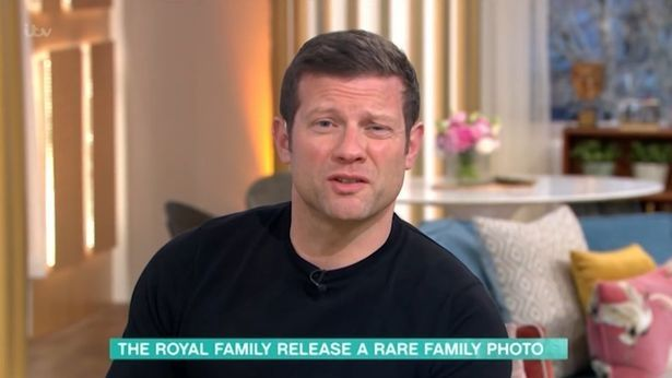 Dermot tried to change the subject
